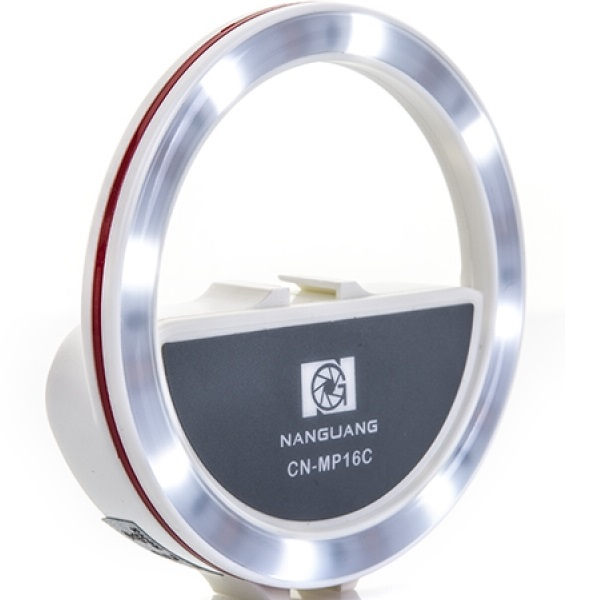 NanGuang CN-MP16C Small Mobile LED Ring Light