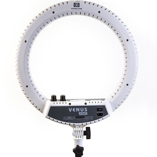 NanGuang NGV24C Venus LED Ring Light