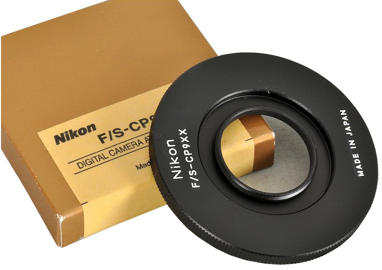 Nikon F/S-CP9XX Digital Camera Adapter for Fieldscope & Spotting Scope