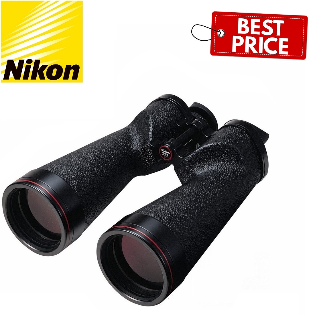 Nikon 10x70 IF SP WP Binoculars (Black)
