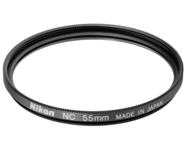 Nikon 55mm Screw-On NC Neutral Clear Filter