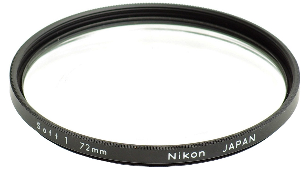 Nikon 72mm Soft Focus Filter #1
