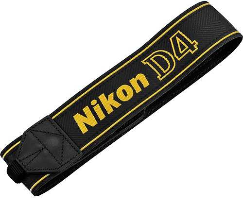 Nikon AN-DC7 Strap For D4 Camera