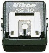 Nikon AS-10 Dedicated TTL Multi-Flash Adapter
