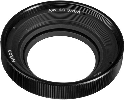 Nikon AW 40.5 NC Screw On Filter