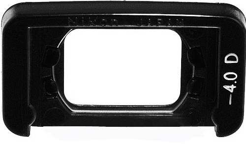 Nikon DK-20C -4 Dioptre For Rectangular Style Viewfinder