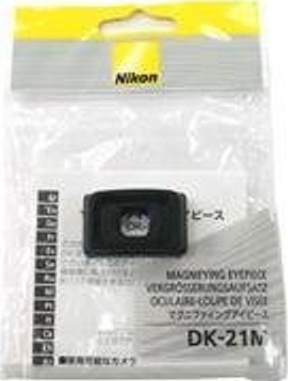 Nikon DK21M DK-21M Magnifying Eyepiece for the D200