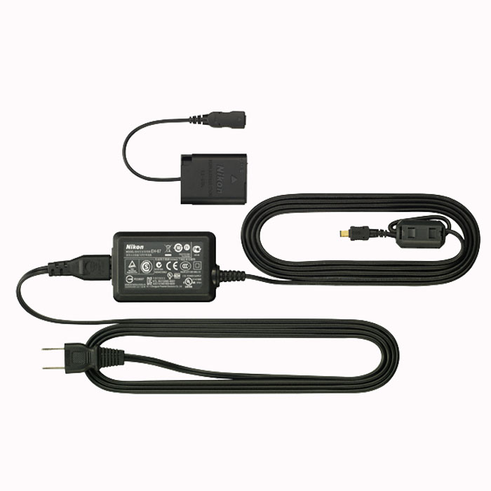 Nikon EH-67A AC Adapter For Nikon Coolpix Cameras
