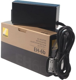 Nikon EH-6B AC Adapter