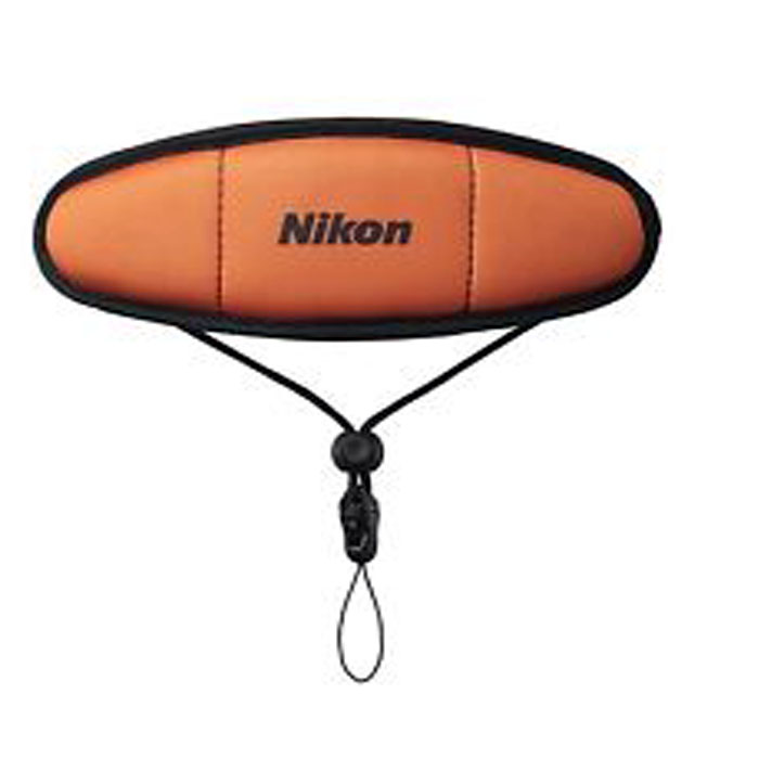 Nikon FTST1 Floating Strap - Orange
