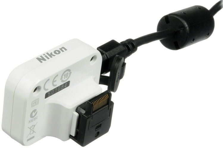 Nikon GP-N100 GPS Unit White