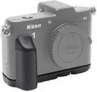 Nikon GR-N1000 Camera Grip For 1 V1 Camera Black