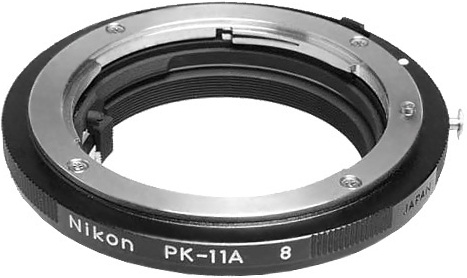 Nikon PK-11A 8mm AI Extension Tube