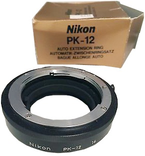 Nikon 14mm PK-12 Auto AI Extension Tube