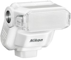 Nikon SB-N7 Speedlight Flash For Nikon 1 Digital Cameras White