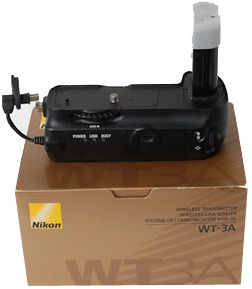 Nikon Wireless WT-3A Transmitter for Nikon D200 Digital