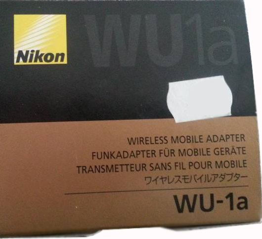 Nikon Wu 1a Wireless Mobile Adapter 27081 5289 London