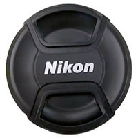 Nikon 58mm LC-58 Snap-on Lens Cap