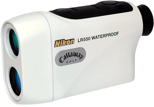 Nikon Callaway Lr550 Pearl White Laser Roof Prism