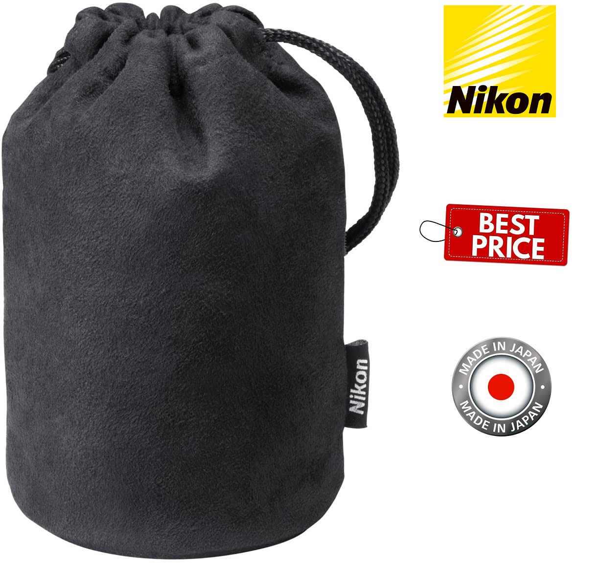 Nikon CL-1018 Soft Lens Case for Nikon 18-200mm ED IF DX VR Lens