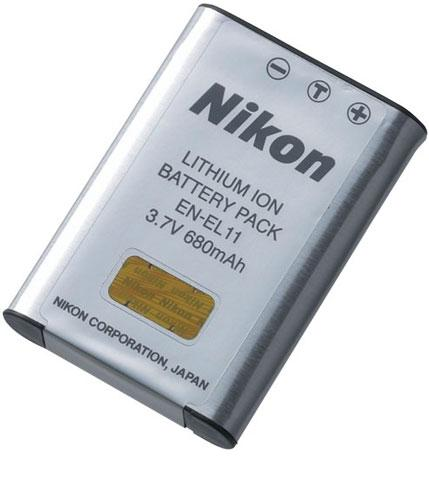 Nikon EN-EL11 Rechargeable Lithium-ion Battery Pack