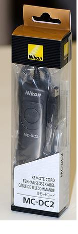 Nikon MC-DC2 Remote Release Cord for Nikon Digital SLR - 1M Long