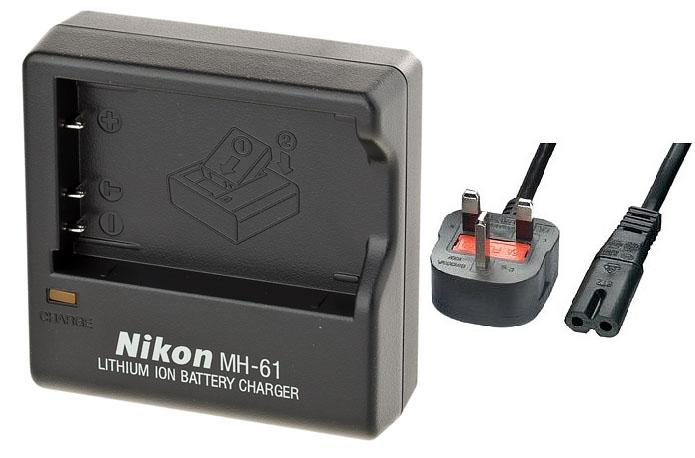 Nikon MH-61 Battery Charger for the EN-EL5 Rechargeable Battery