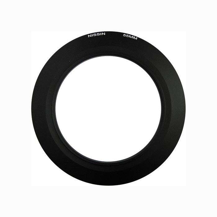 Nissin 55mm Adapter Ring for MF18 Macro Flash