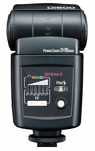 Nissin Di600 Flashgun for Nikon Digital Camera