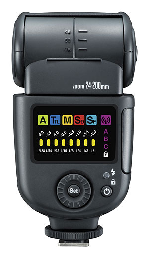 Nissin Di700 Flashgun for Canon Digital Camera