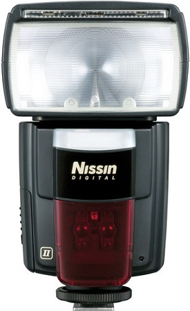 Nissin Di866 MARK II Pro I-TTL ITTL-BL For Nikon