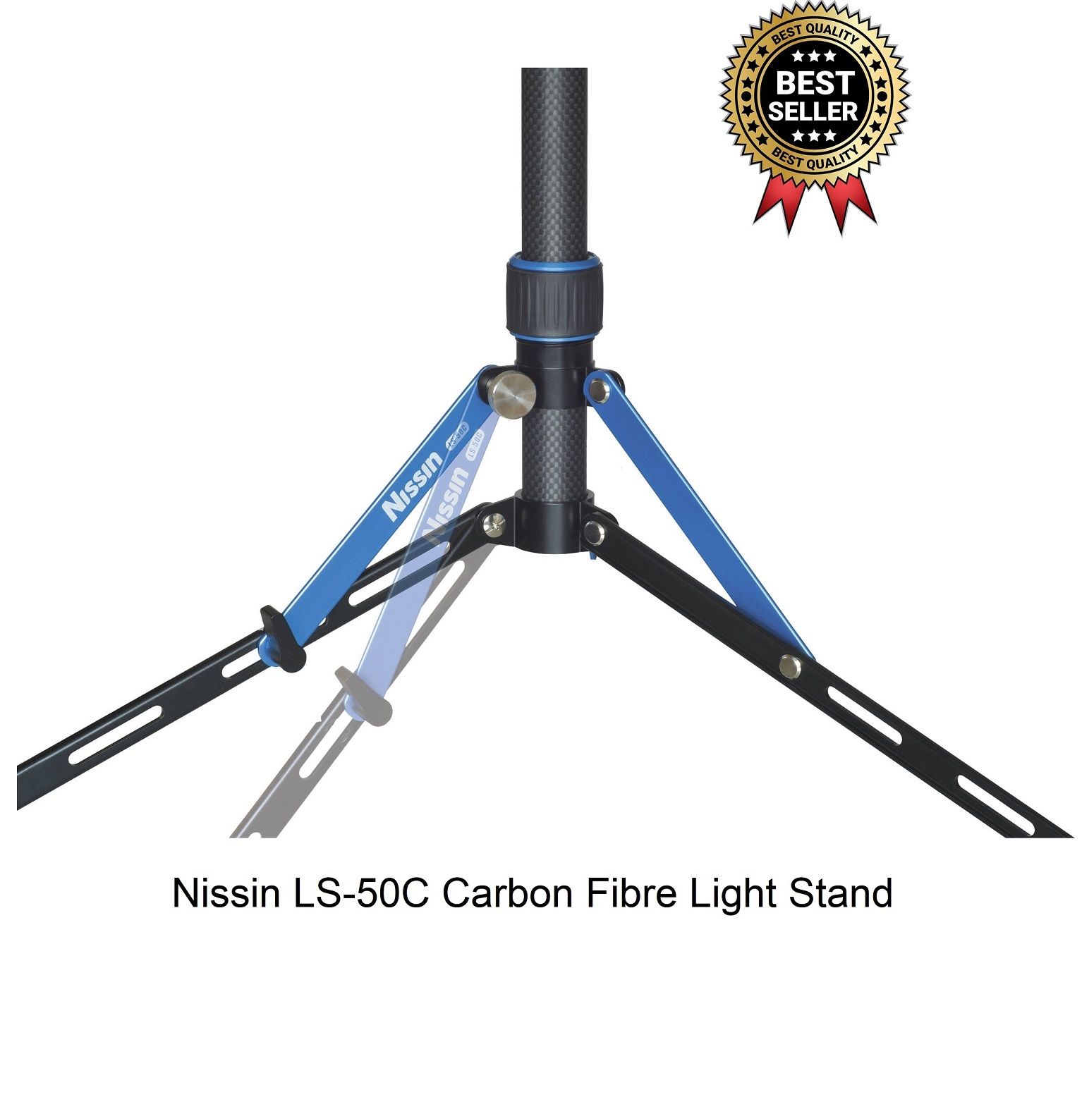 Nissin LS-50C Carbon Fibre Light Stand