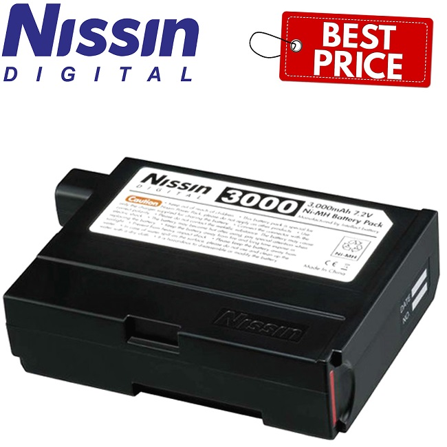 Nissin Spare Battery For Power Pack PS8