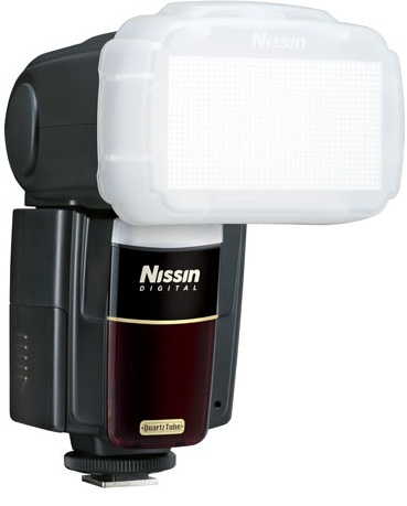 Nissin Extreme MG8000 Flash Gun For Nikon i-TTL Camera