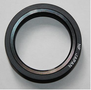 Ohnar T/T2 Mount Lens to Nikon Adapter