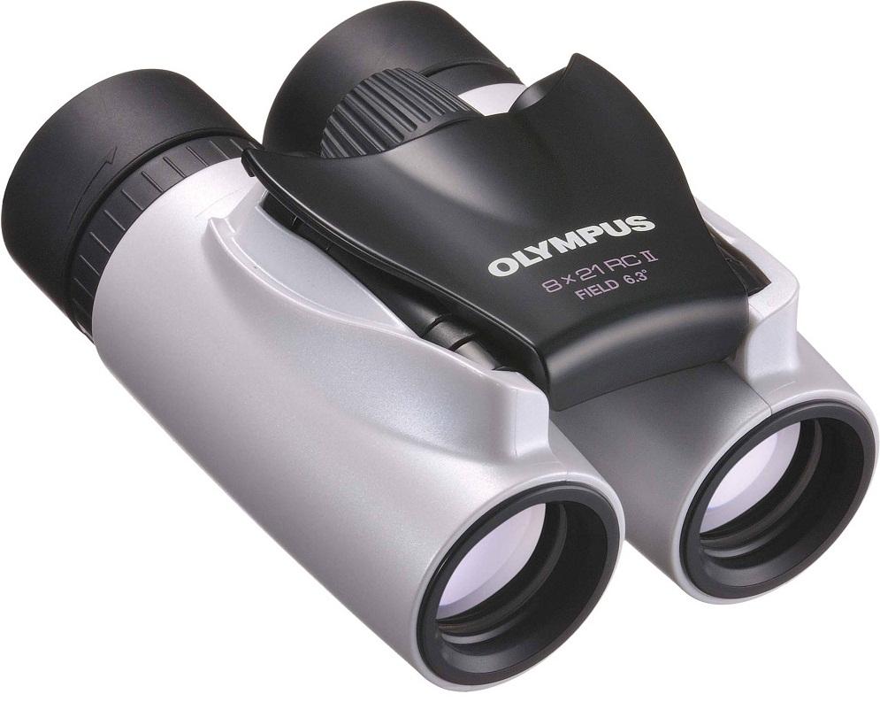 Olympus 8x21 Roamer Rc Ii Roof Prism Binoculars