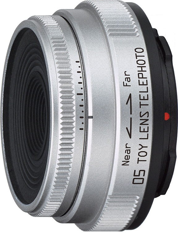 Pentax 18mm F8 Toy Q 05 Telephoto Lens For Q Mount Cameras