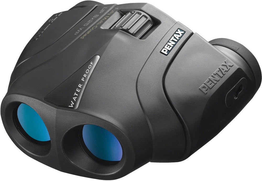 Pentax UP 8x25 Water Proof Porro Prism Compact Binoculars