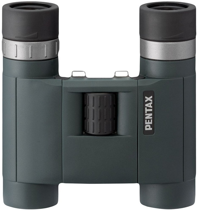 Pentax AD 8x25 WP Compact Roof Prism Binoculars