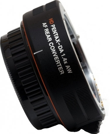 Pentax HD-DA 1.4x  AF Rear AW Converter For K-Mount Lenses