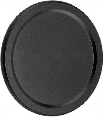 Pentax Lens Cap For HD DA 40mm F2.8 Limited Lens Black