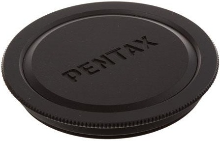 Pentax Lens Cap For HD DA 15mm f/4 ED AL Limited Lens Black