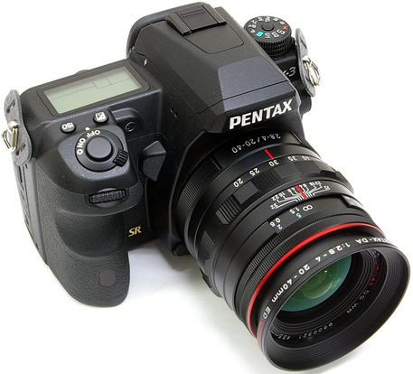 Pentax MH-RA55 Lens Hood For HD DA 20-40mm f/2.8-4 Limited DC WR Lens