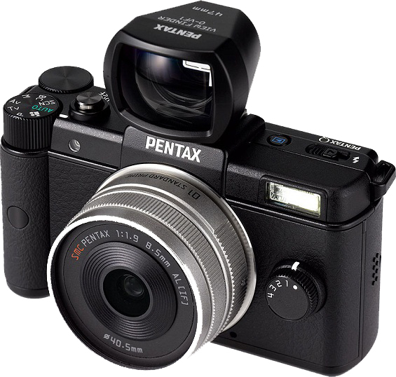 Pentax O-VF1 47mm Viewfinder For Pentax Q Camera