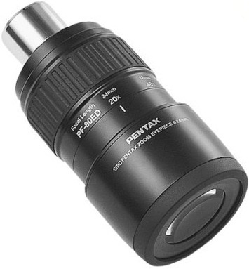 "Pentax SMC 8-24mm Zoom Eyepiece (1.25"")"