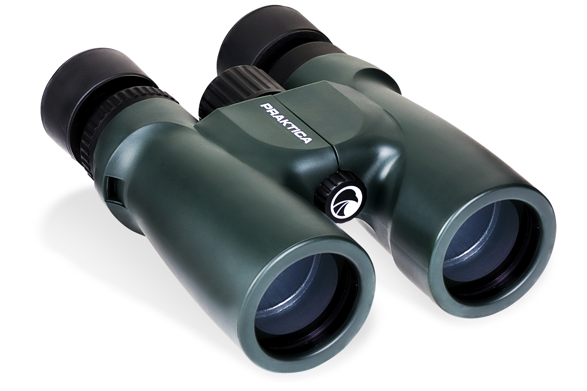 Praktica 10x42mm waterproof binoculars green cder1042g £69.34 london