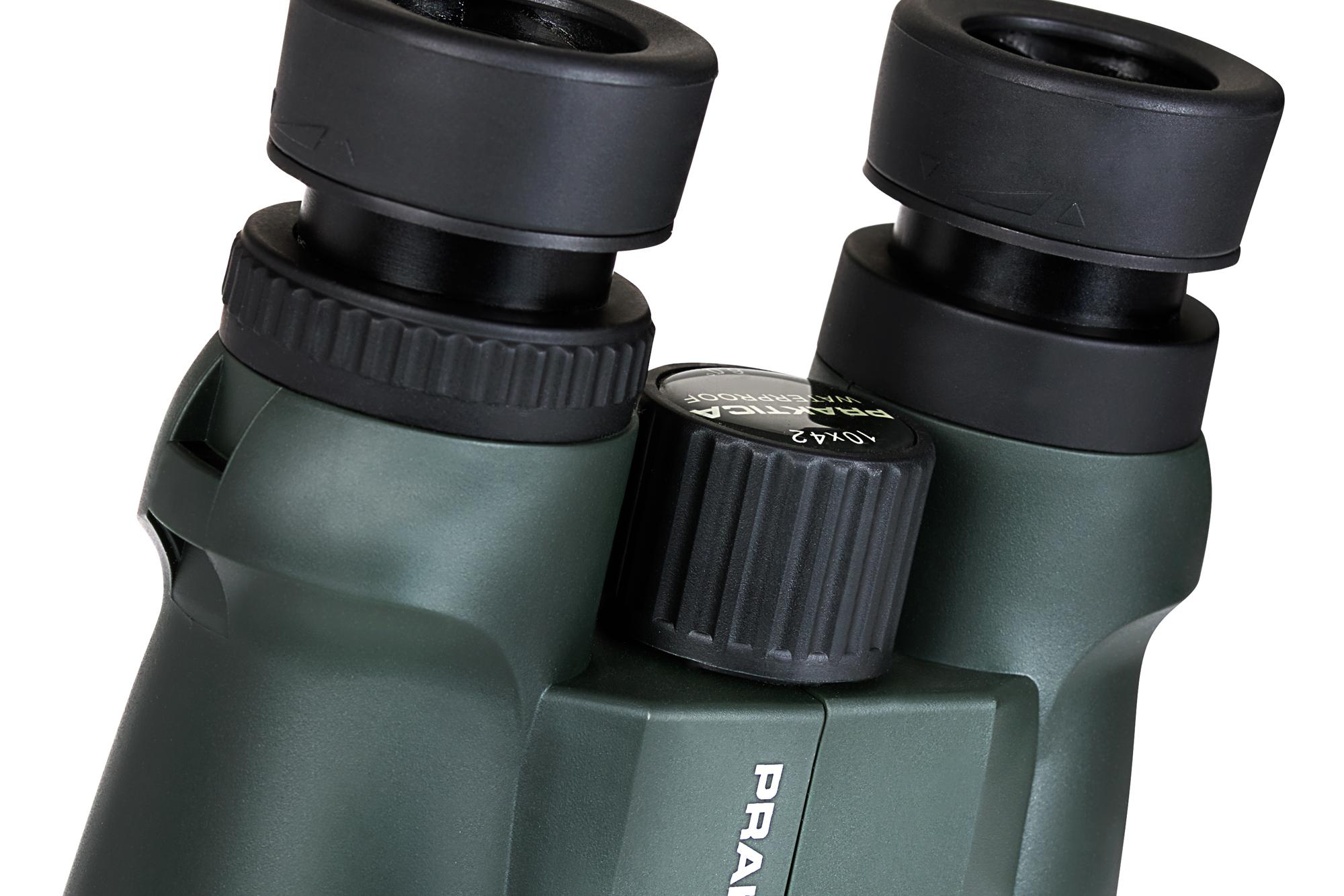 Praktica mm waterproof binoculars green cder g £ london