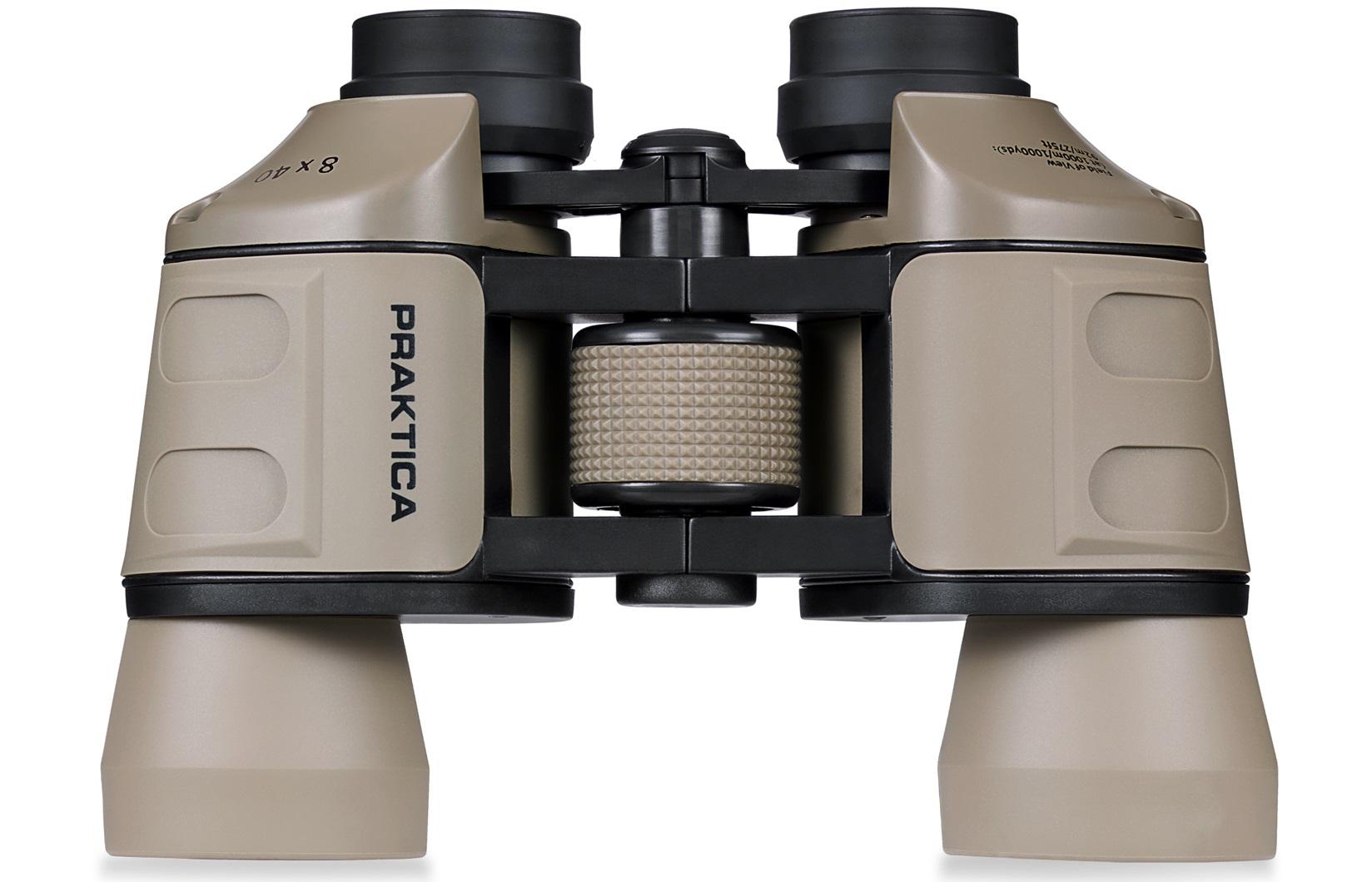 Praktica falcon 8x40 porro prism field binoculars sand pra203 £29.99