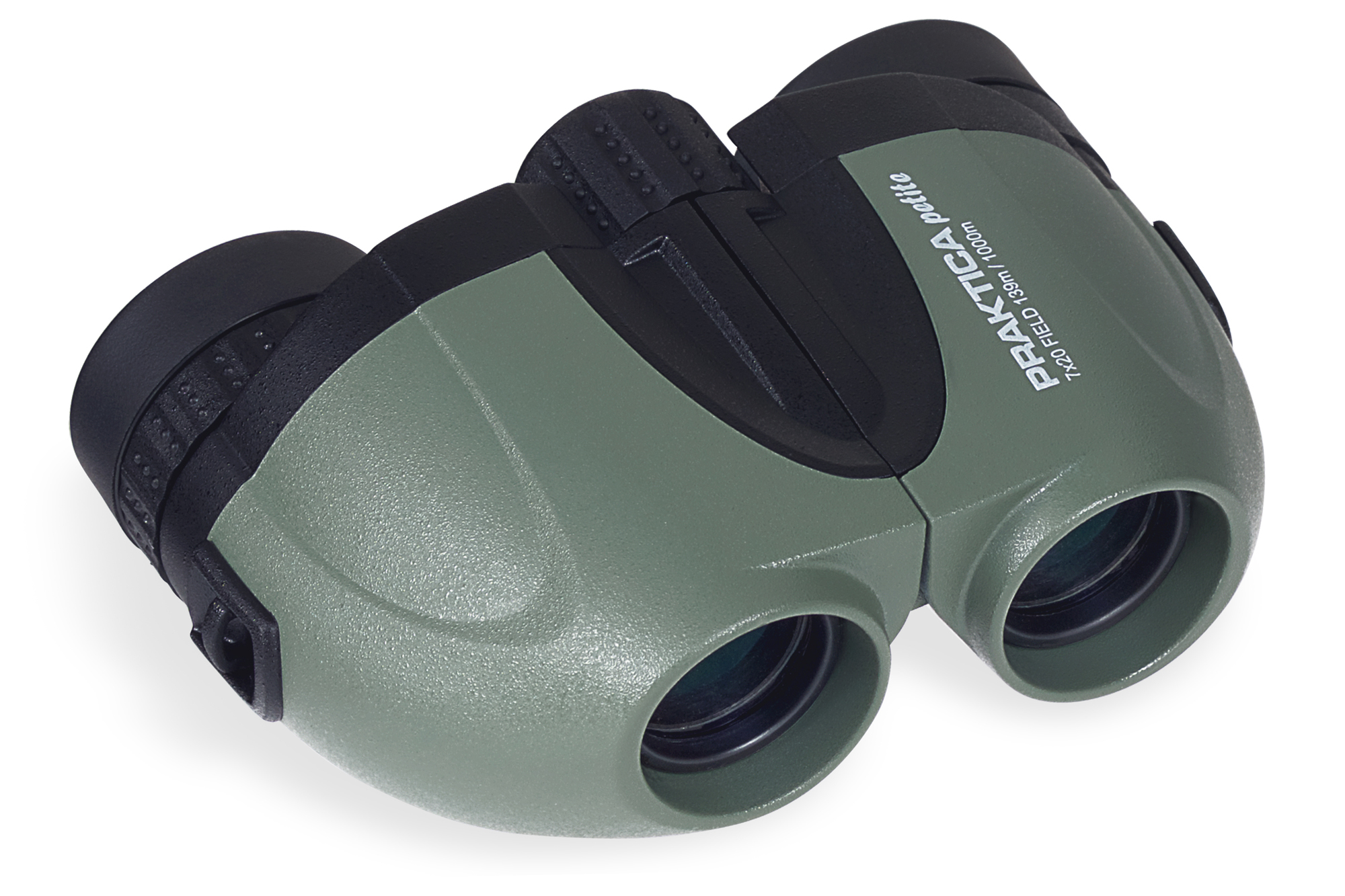 Praktica petite 7x20mm binoculars green u390720 g £42.90 london
