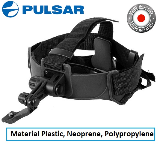 Pulsar Compact Head Mount For Night Vision Devices